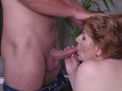Grown-up Real bbw mom Tamara suck and furthermore have an intercourse lucky son