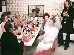 Vintage wedding cuckold