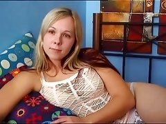 Hot Blonde web camera girl
