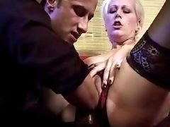 Extreme. Pumping her cunt