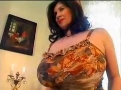 real bbw plumpish and plus huge saggy tits12