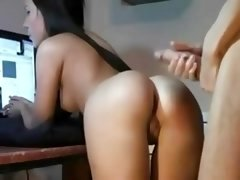 Straight to the Ass HOTT Amateur AnaL CAM