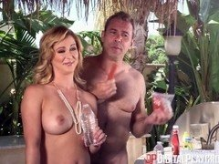 Digital Playground- Nudist Parents Fucks Son's Hot Girlfriend