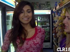 these horny college girls amateur feature 5