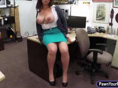 Wife pawn her pussy for her hubbys bail
