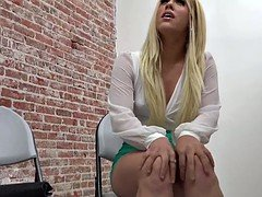 Brooke Summers Cheats On Her Bf With Black Gloryhole Cock