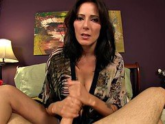 Zoey Holloway - Mom Helps Son By Milking A Hot Load Out Of Him Before Going On His Date