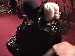 Strict Mistress Cbt and Orgasm