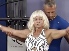 Allemand, Maman, Muscle