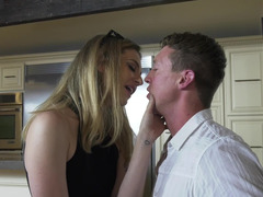 Wife gets him a bisexual threesome for his birthday