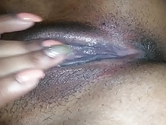 Indian playing with her pussy 2