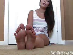 My perfect feet need to be worshiped daily