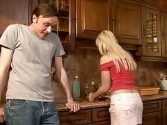 French Young Adult video star Cheating