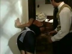 Anita Blond as a aroused maid