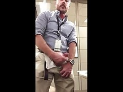 Jerking At Work Cumpilation