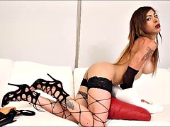 lovely and hot transsexual l love needs a good fuck