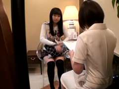 Japanese Lesbian Massage (Highly Very First Part)