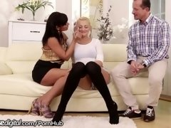 DogHouseDigital Teen Fucks Friends Parents!