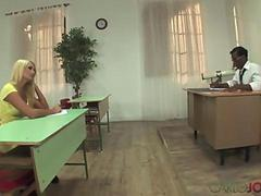 Ivana Sugar- Foreign Student Takes Huge Dick