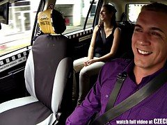 Amazing Sex In Taxi Cab