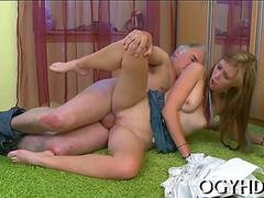chick rides old crock teen movie 3