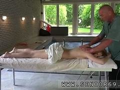Old gang Emily Rose needs to relieve and heads to the spa to get a ubercute massage
