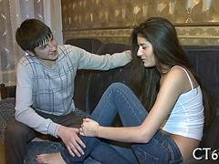 merciless sex with a hot bitch feature video 1