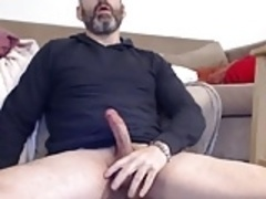 Boss Daddy is hard at home