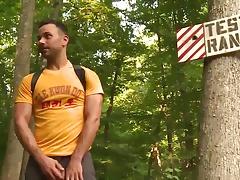 Military trespasser