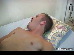 Broke Austin & Jimmy having gay sex for cash 3