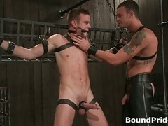 Extreme man-loving BDSM free video 2