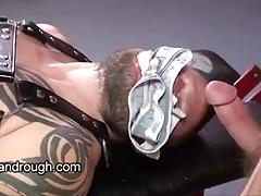 Big Muscle Cum Pigs