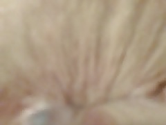 Closeup asshole