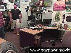 Amateur straight stripping for gay cash on spycam