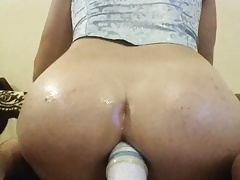 Phat ass fucked crazy