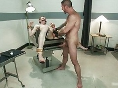 Nick gets functions inserted into his gay BSDM butt 3