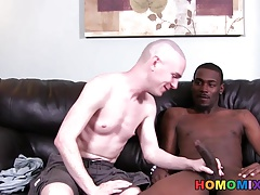 Jesse Idol Dares Take A Big Black Cock In The Ass