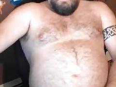 Hot chub bear edging