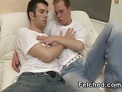 Gay Sex And Cum Felching