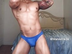 Sexy Colombian Man Dancing