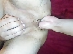 Me getting fisted