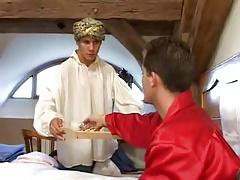 Fucking arab servant