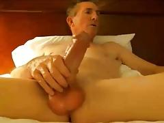 big cock grandpa cum 2