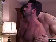 Big dick punishment for stepbro