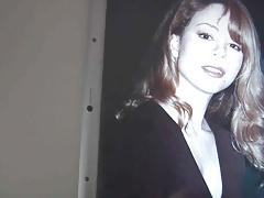 Mariah Carey Cum Tribute 4