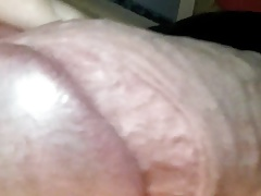 Close up of ball and cock