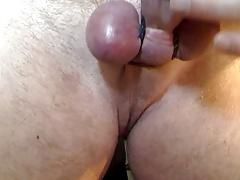 Ball Torture, no cum