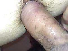 sticking my hole
