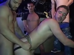 Male stripper gets more than he Bargains for