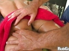 Rubgay Foreign Butt Massage